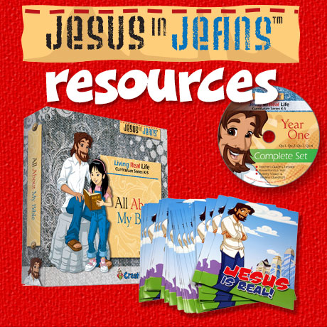 Jesus In Jeans Curriculum Resources