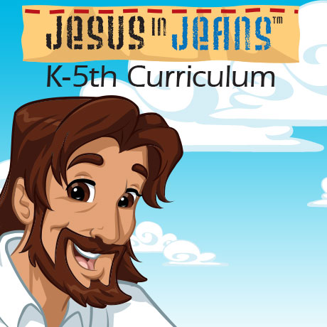 Jesus In Jeans Curriculum